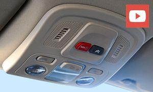 Как работает эра глонасс на автомобиле видео