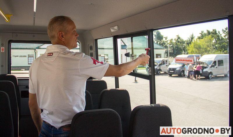 купить новый ГАЗель Next в Гродно
