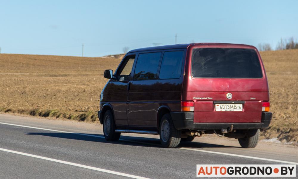 Как водители помогают на трассе - акция ГАИ Гродно