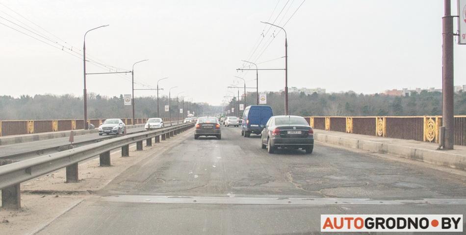 Румлевский мост Гродно