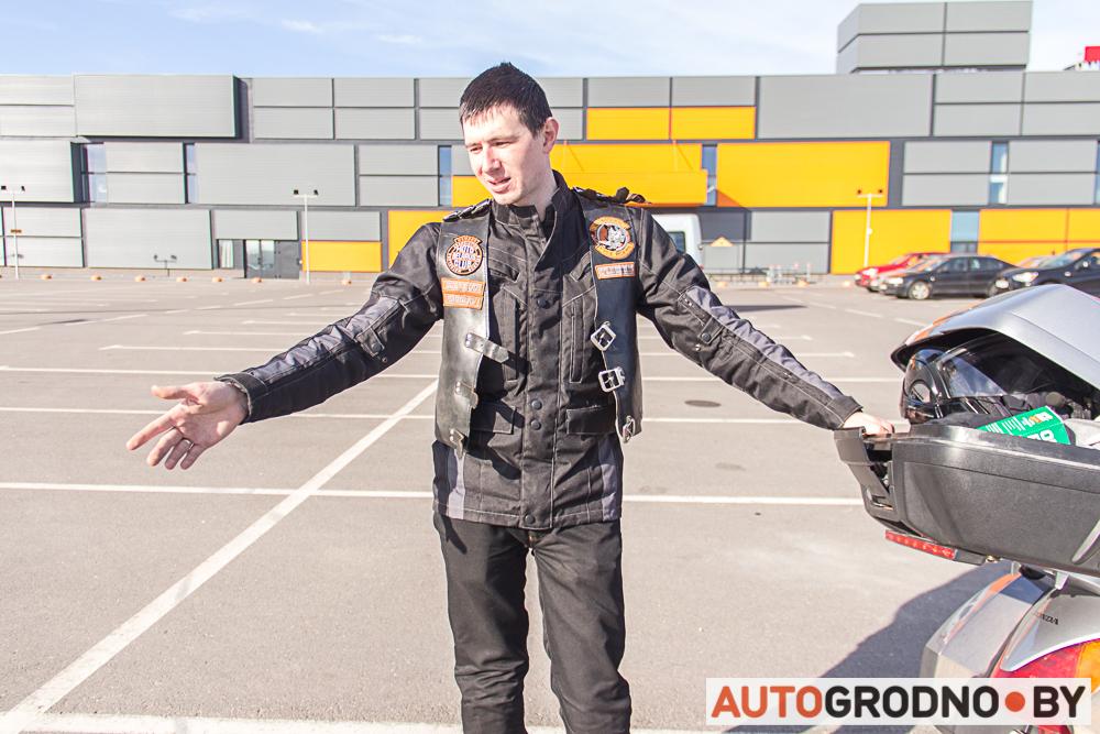 Правила жизни мотоциклистов