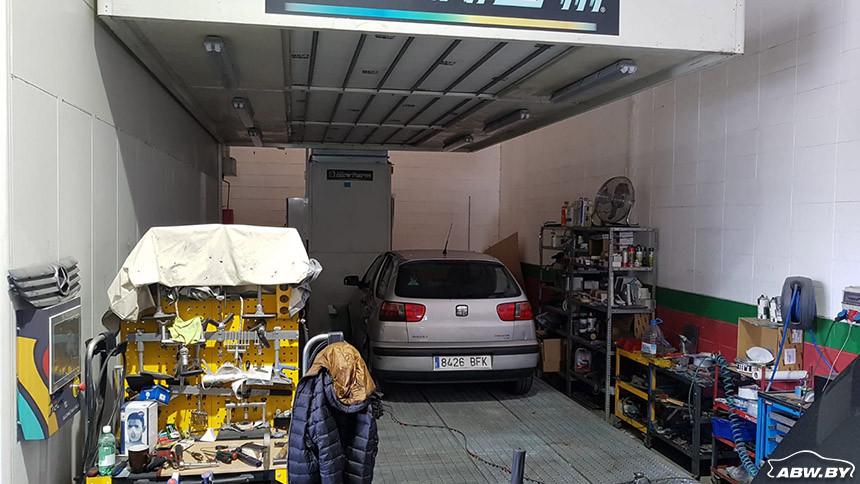 Белорус уехал на заработки в Европу - Испания