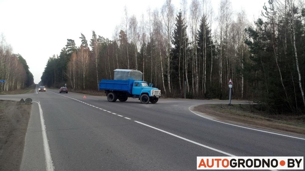 Авария Мерседес Гродненская область Волковысский район