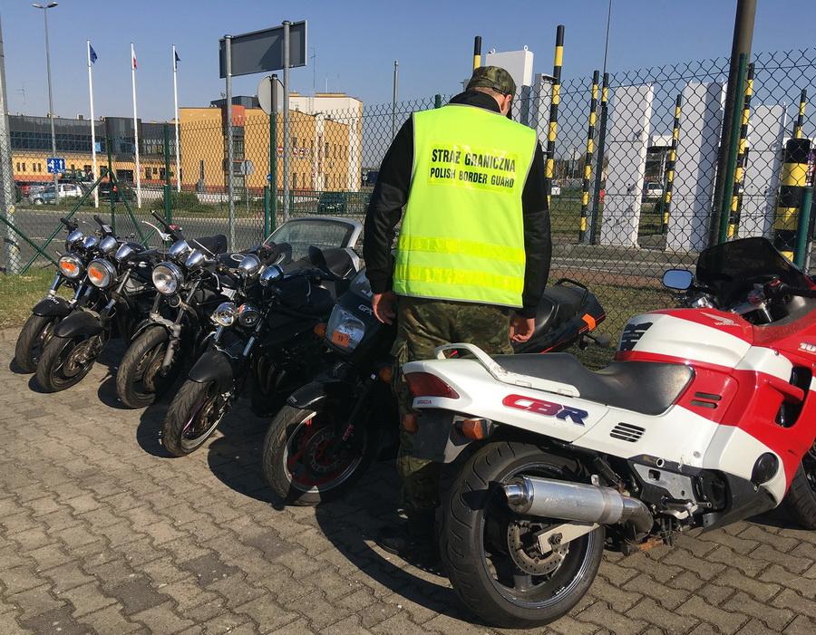 Конфисковали в Кузнице на границе с Польшей и Беларусью