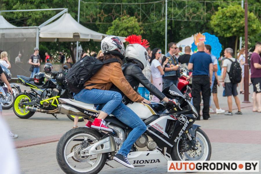 Байк фестиваль Гродно 2019 фото