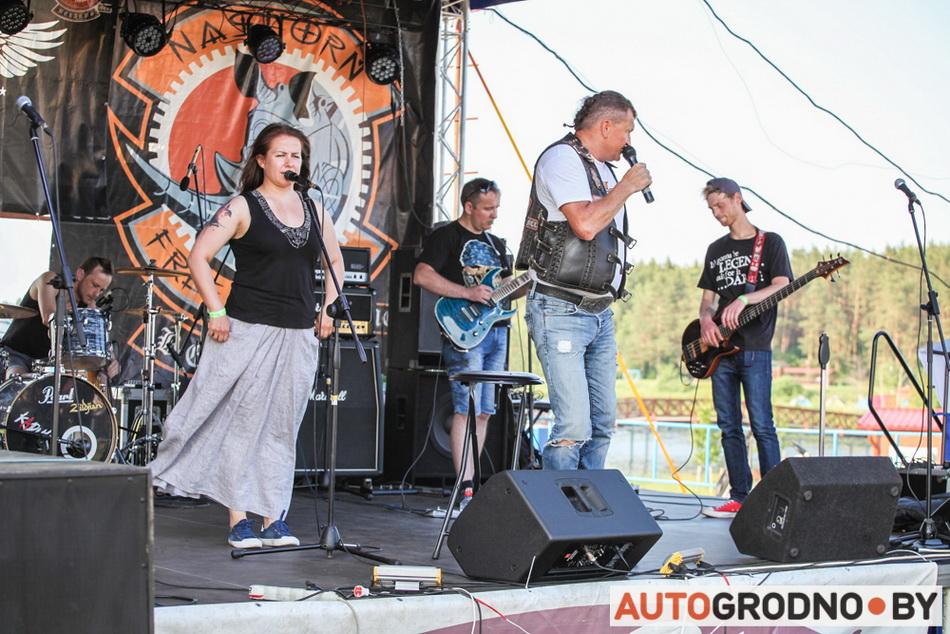 Байк фестиваль в Гродно 2019 фото