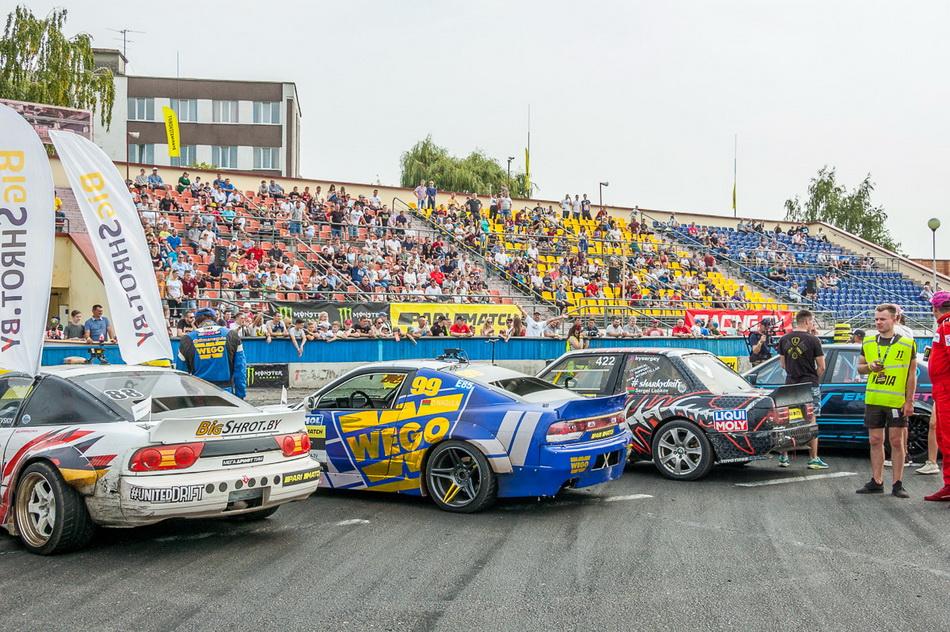 Дмитрий Нагула и Николай Литвин Чемпионы Дрифта в Пинске. Итоги 2019 чемпионата