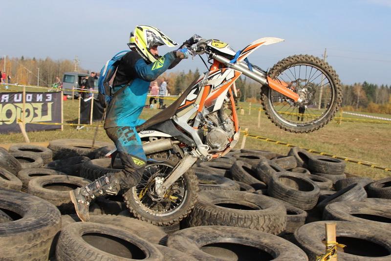 Соревнования на мотоциклах Эндуро Минск - 4 сезона - фото