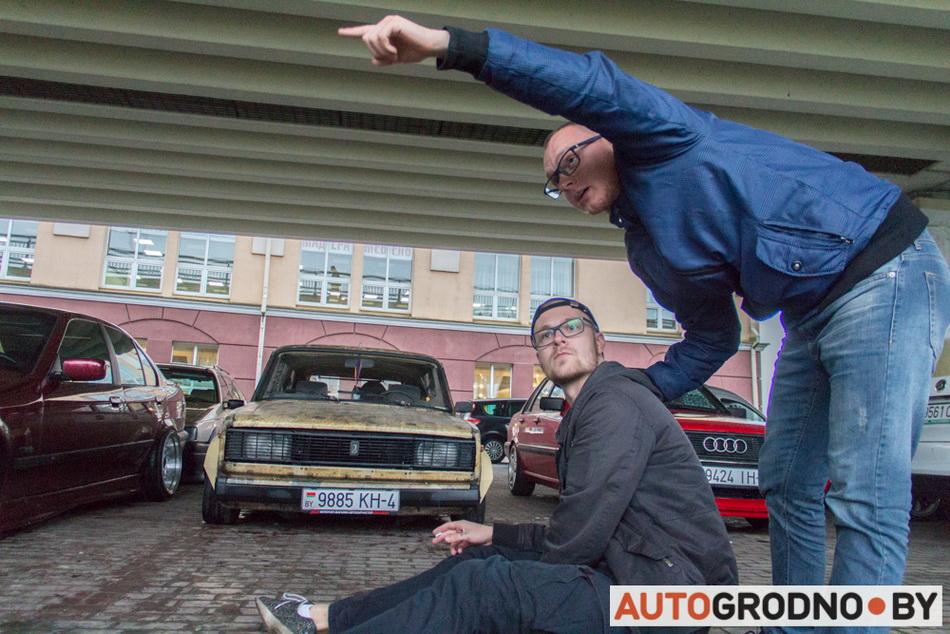 Клуб SCRAPPERS стенс-проекты и заниженные автомобили Гродно
