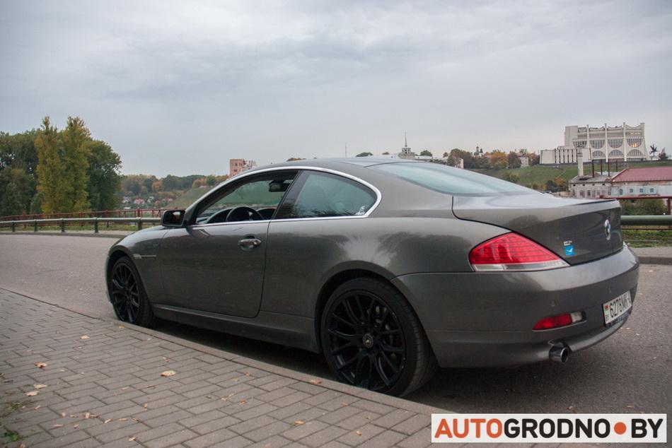 BMW 6 series (E63) Гродно