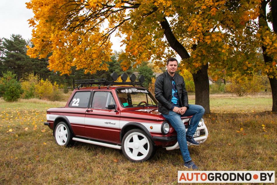В Гродно оживили ЗАЗ 968 М - интервью с владельцем