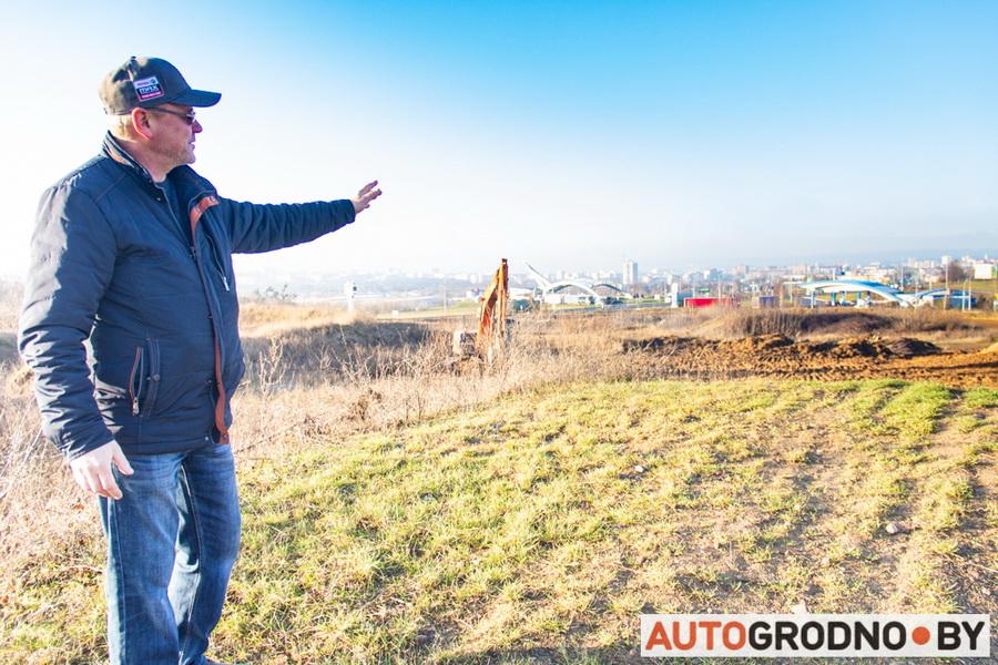 В Гродно ликвидируют трассу для автогонок - автоспорта