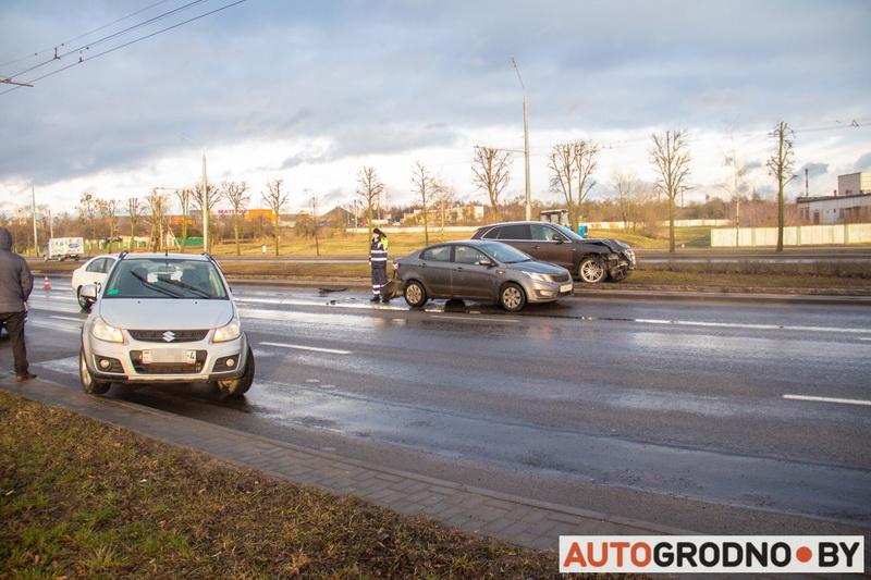 Авария на Румлевском проспекте 11 февраля 2020
