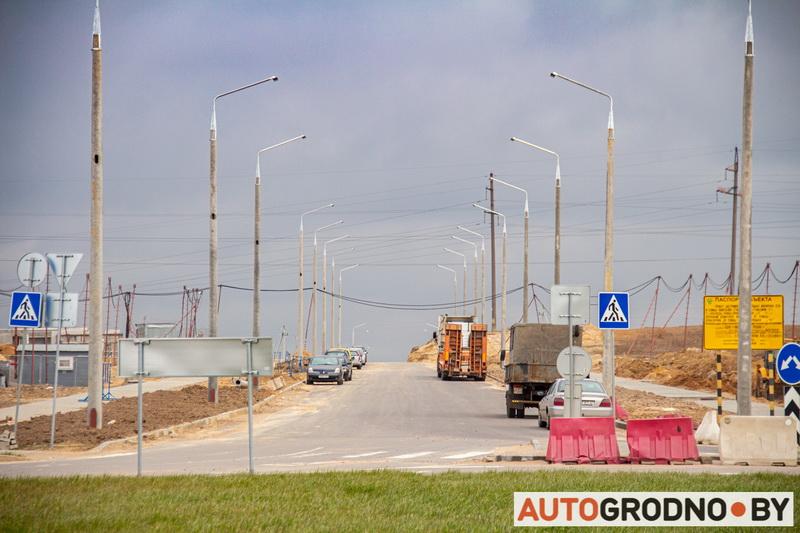 Как строится микрорайон Грандичи в Гродно фото 2020