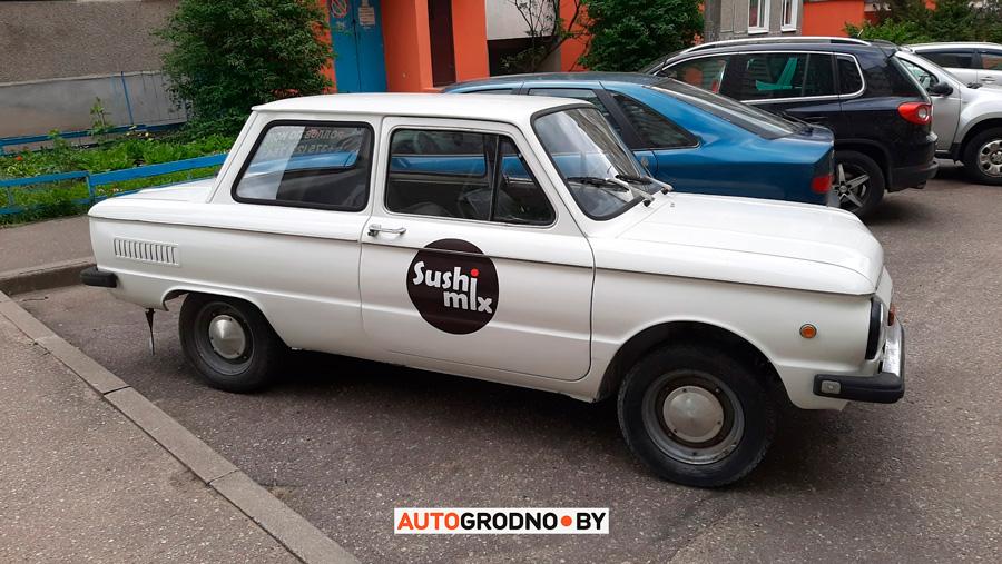 Необычные такси в Гродно