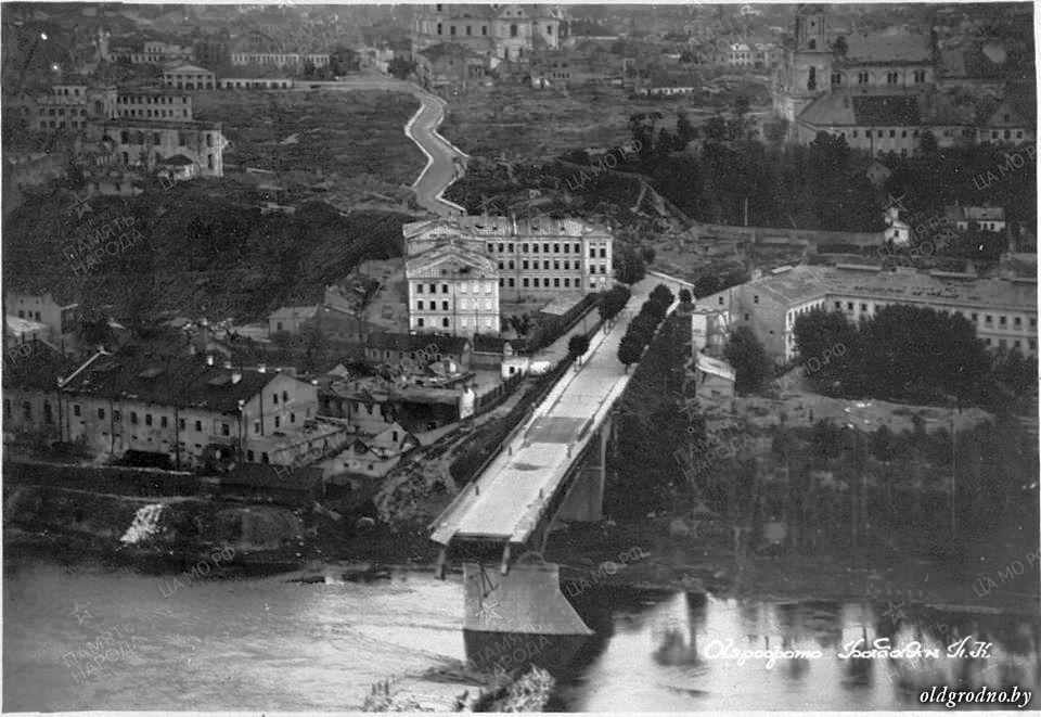 vid gorod most 1944