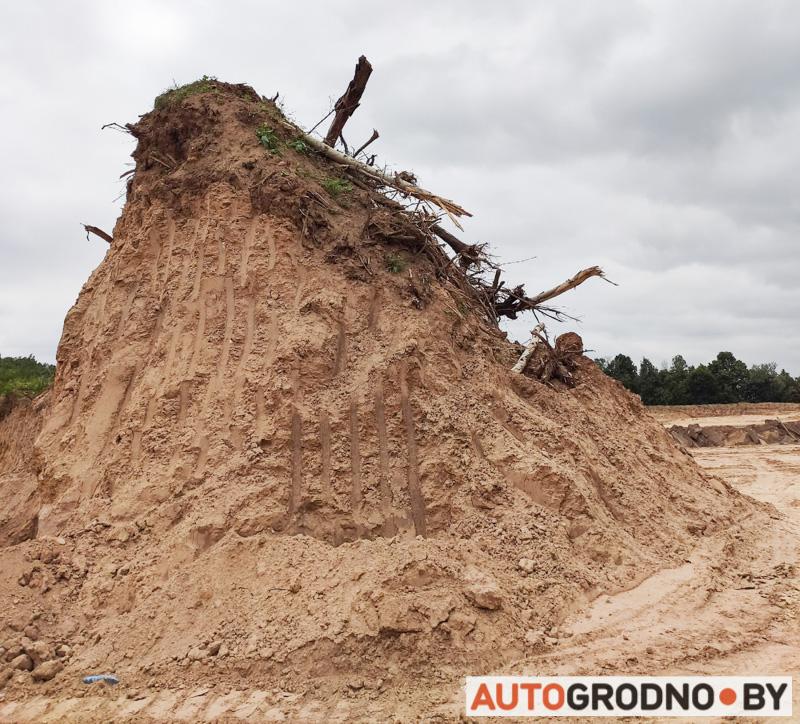 Что стало с бывшей трассой мотокросса возле Гродно