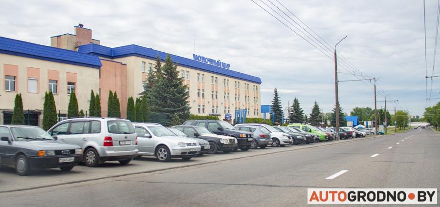 Приезд Лукашенко в Гродно 16 июня 2020