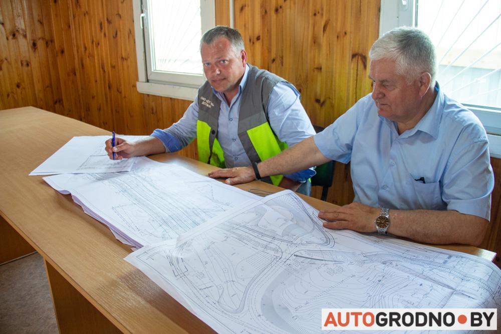Новая объездная дорога вокруг Гродно - интервью специалиста для АвтоГродно