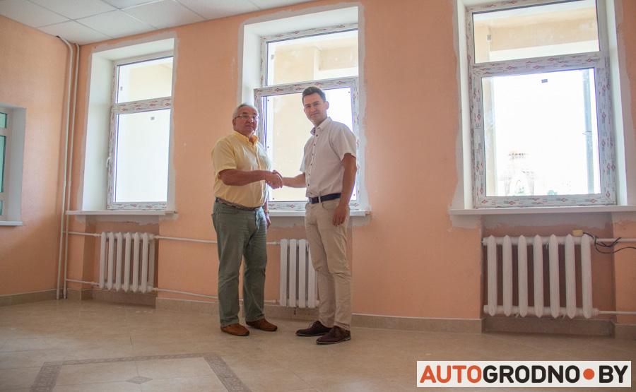 Как частные компании Гродно помогают скорой помощи