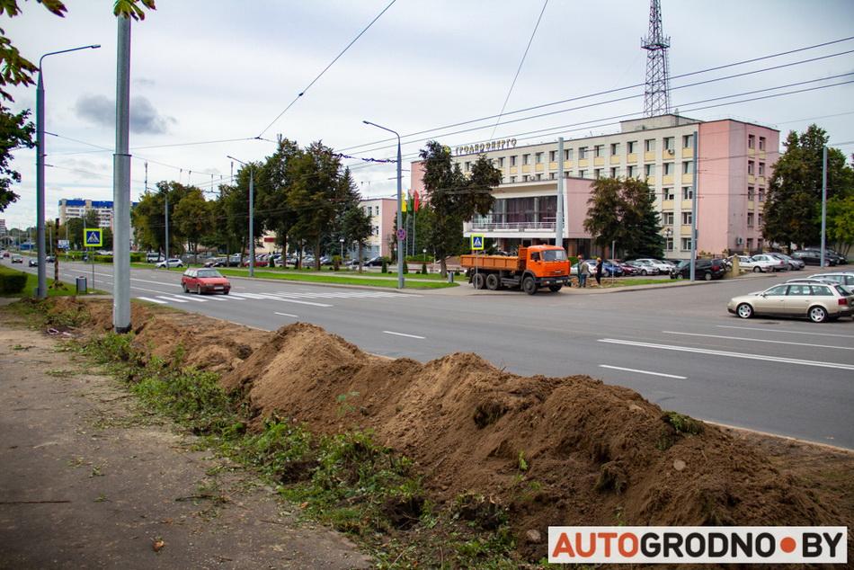 Как строили дорогу возле Материка между Белуша и трассой М6 Космонавтов