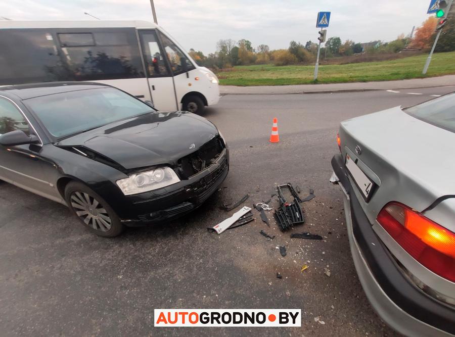 AUDI и BMW в Гродно