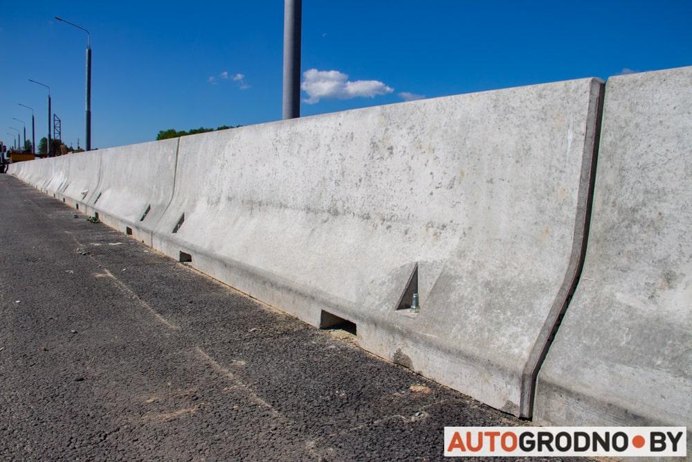 Восточный мост в Гродно строительство АвтоГродно