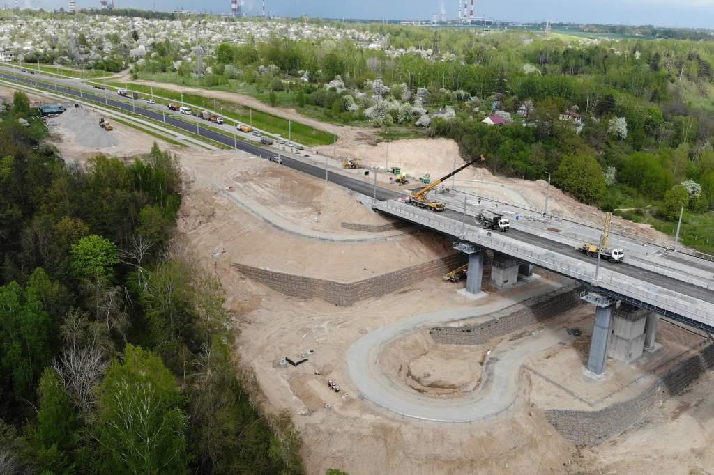 Южный мост в Гродно - для чего дыра посередине