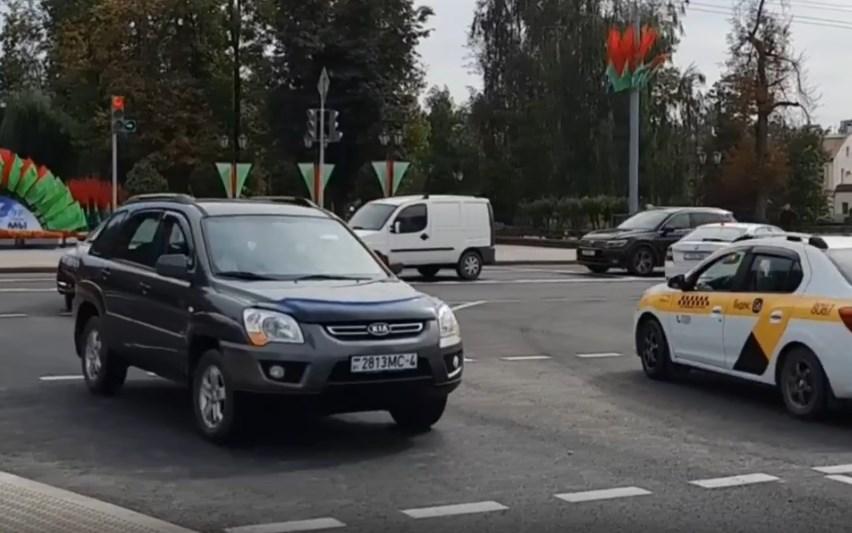 С ГАИ Гродно разбираем ключевые моменты проезда перекрестка Дзержинского-Тызенгауза