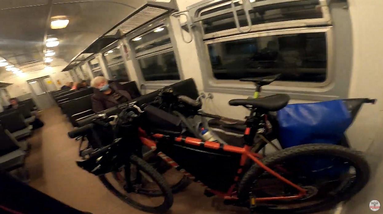 Поездка на велосипеде из Гродно в Лиду