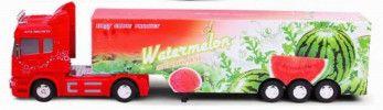 Седельный тягач с полуприцепом Fruit Truck RUI CHUANG QY0253