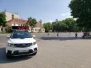 Автосалон Geely в Гродно