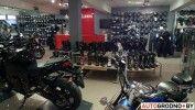"""GRES"" KUTNIK SP. J. – салон продажи Yamaha, Kymco"