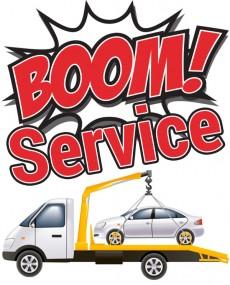 Boom Service (БУМ Сервис) эвакуатор