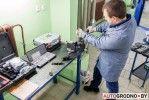 """""""Сделай сам"""" - гараж на час в Гродно"""