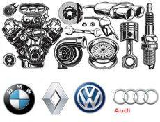 Авторазборка на Химволокно, автозапчасти Б/У (Renault, BMW, Audi, Volkswagen)