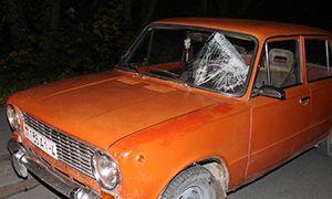 В Лидском районе под колеса ВАЗа попал мужчина, которого уже штрафовали за нарушение ПДД