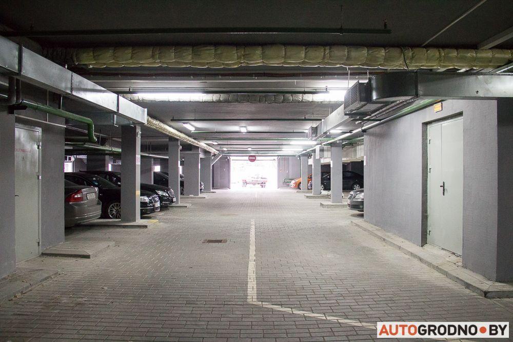 Как оформить продажу паркинг места