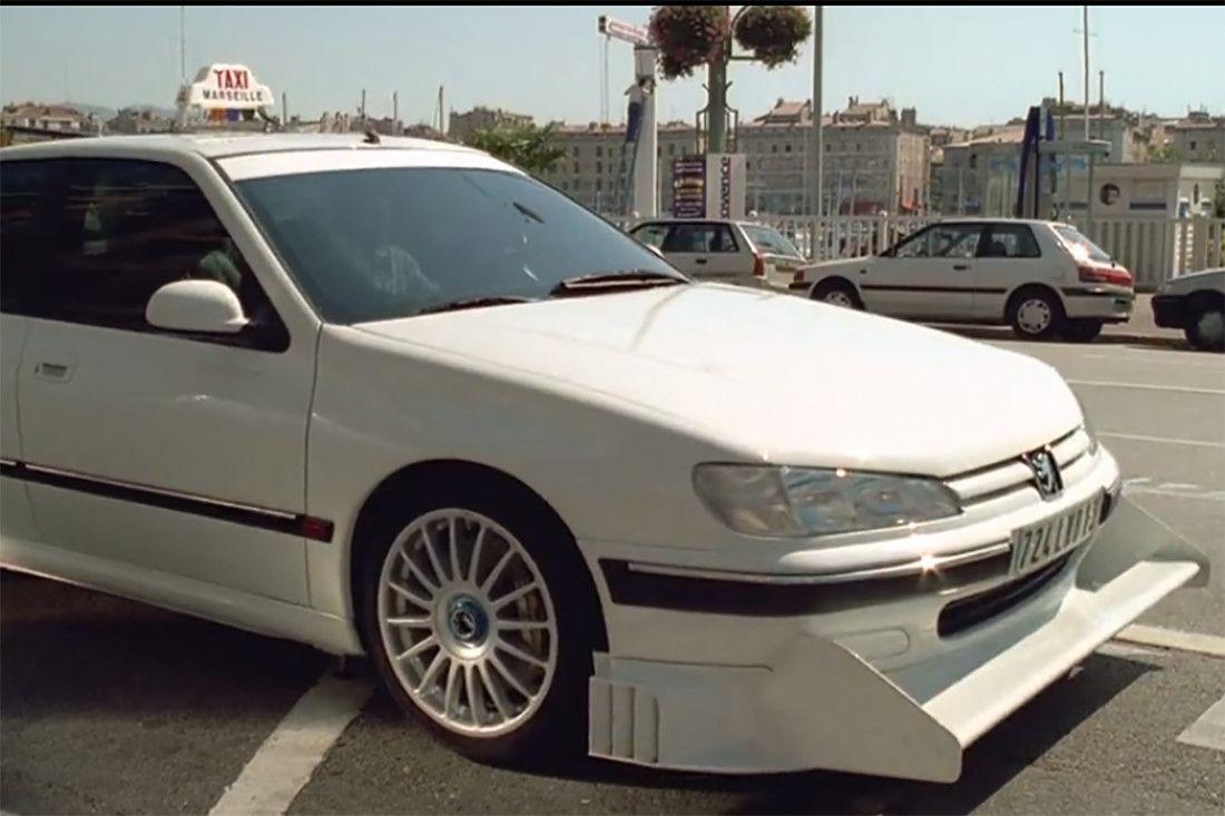 peugeot 406 таксиста даниэля