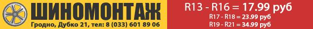 Айболит - замена масла в Гродно