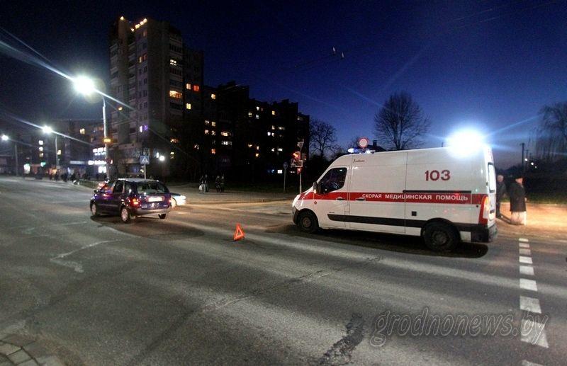 водитель 30 маршрута сбил пешехода удачные