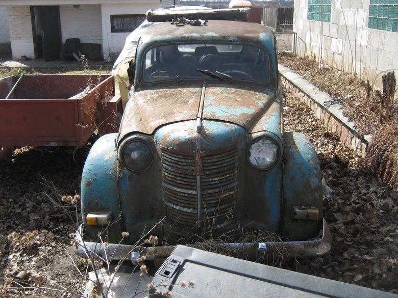 Самая старая машина фото