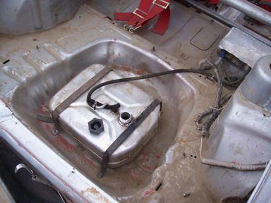 бензобак для лодочного мотора своими руками