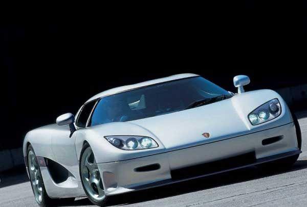 Самые редкие автомобили (19 фото)