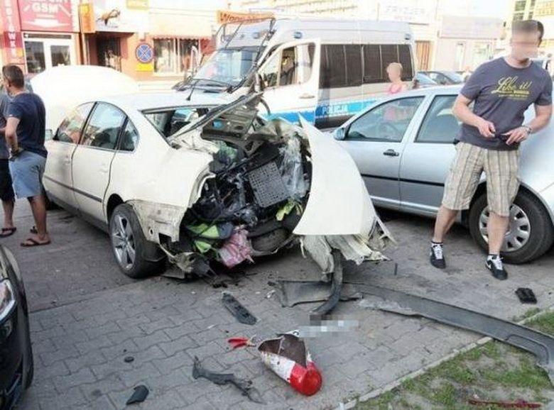 В Белостоке взорвался белорусский …
