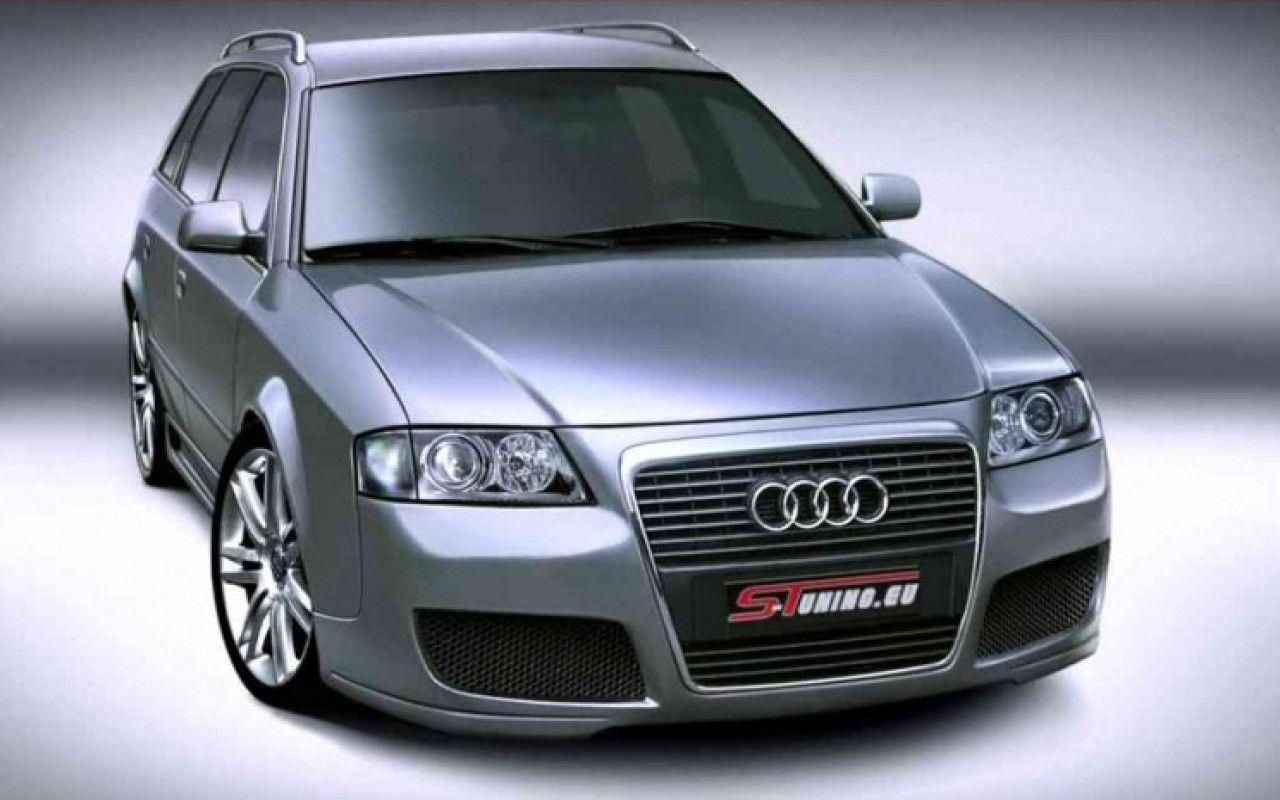 Audi a6 c5 тюнинг своими руками 94